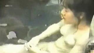 【盗撮】妖艶な湯煙美女たちの裸体が無料で堪能できる温泉宿の女露天風呂♪
