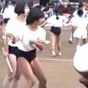 【盗撮】眩し過ぎるJCブルマの喰い込み率が高いと評判な○学校の体育祭風景♪
