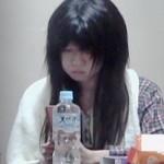 【盗撮】風呂上がりの清純系黒髪女子が就寝前のパジャマオナニーを覗き撮られてますた♪