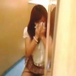 【盗撮】デパートの女子トイレの利用状況を調査するためという口実でカメラを設置した結果♪