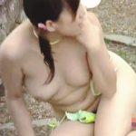 【盗撮】ビキニを剥ぎ取ったら想定以上のマグナムボディだった水着女子の赤面体験♪