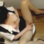 【盗撮】巨乳女子社員がトイレで小便ついでのオナニーしちゃってる呑気な社風の零細企業♪