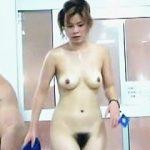 【盗撮】女風呂脱衣所で麗しい女体から危険なフェロモン撒き散らしてる全裸女子たち♪