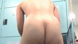 【盗撮】全裸女体からムチムチと音が聞こえてきそうなスーパー銭湯の女湯脱衣所♪