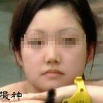 【盗撮】見るからに健康的な女の子の入浴風景をこころゆくまで観賞できる露天風呂♪