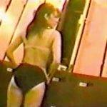 【盗撮】ダンススクールの更衣室でレオタードに着替える様子を隠し撮りされた色っぽいお姉さん♪