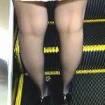 【盗撮】美脚美尻ときどきパンチラ的に女子たちの下半身だけに拘ったフェチ映像♪