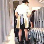 【盗撮】出張で新幹線を利用した際はワゴンサービスのお姉さんの美脚を眺めるのが密かな楽しみ♪