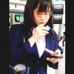 【盗撮動画】ターゲット女子の素顔とパンチラをセットで撮らないと気が済まない職人肌の撮り師♪