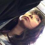 【盗撮】夏服女子校生に淡い恋心を抱いてしまった若い撮り師のある夏の日の逆さ撮り日記♪