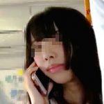 【盗撮】素顔を撮られた同じレンズで恥ずかしいパンチラも撮られてる素人女子校生たち♪