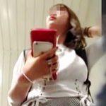 【盗撮】毎朝の通勤電車内で見かける女子大生風の女の子を今朝こそは意を決して逆さ撮り♪