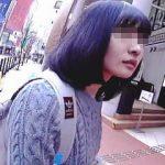 【盗撮動画】女の子に声掛けて撮り師も顔を見られてるのに果敢に追跡逆さ撮りしてるヤバイヤツ♪