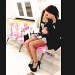 【盗撮動画】超ハイヒールにミニスカ合わせてるお姉さんはエロパンティ穿いてると思ったら♪