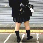 【盗撮】ショーパンでパンチラ武装した無粋なJKたちでカメラテストしてる意識高い撮り師♪