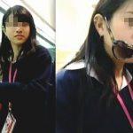 【盗撮動画】スケベ臭を放ち始めた年頃女子校生たちの匂い立つようなパンチラにノックアウト♪