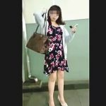 【盗撮動画】美形美脚ミニワンピとパンチラターゲットとして三拍子そろったお姉さんを逆さ撮り♪