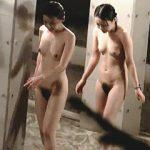 【盗撮動画】スーパー銭湯で入浴前の素顔からノータオル全裸まで撮られた温泉好きな女子たち♪