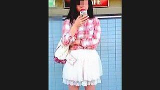 【盗撮動画】「私のパンチラ撮れる?」的に煽って来る女子は絶対に撮る撮り師のプライド♪