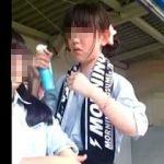 【盗撮動画】可愛い女子校生の個性的な重ねパンチラから見えてるドギツイパンティに大興奮♪