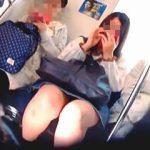 【盗撮動画】見るからにドスケベフェロモン撒き散らしてるムッチリギャルの特殊なパンチラ♪