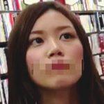 【盗撮動画】一日穿く尽くしてムレムレ!放課後ミニスカ女子校生の香り立つ純白パンティ拝見♪