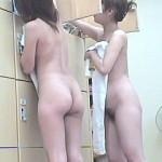 【盗撮】美肌美乳美尻を選り取り見取りで根こそぎ撮りまくった健康ランドの女風呂脱衣所♪