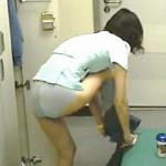 【盗撮】製造系の会社の女子更衣室には防犯上の理由でカメラが設置されてる件♪