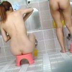 【盗撮】女子大生のサークル合宿風呂にカメラを持ち込んで活動内容を記録した生真面目部員♪