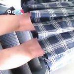 【盗撮】駅のエスカレーターに乗り込んだJKのスカートにスマホをぶち込んだ結果♪