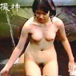 【盗撮】秘湯露天風呂で幼さが残る全裸マーメイドたちの極上の入浴風景を勃起撮り♪