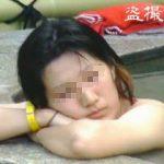 【盗撮】ノーメイクノータオルで露天風呂に浸かる素人女子を覗き楽しむマイライフ♪