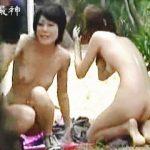 【盗撮動画】スケベ過ぎるビキニ女子たちの水着を剥ぎ取って懲らしめるジャスティス軍団♪
