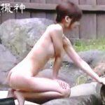【盗撮】視聴率のためにハプニングを装って裸にされる売れない女性タレントたち♪