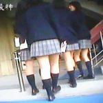 【盗撮動画】女子校生たちの風俗嬢の如く乱れきった学園生活を赤裸々に記録した生真面目JK♪