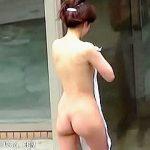 【盗撮】まさに女体と呼ぶに相応しい妖艶な全裸をこれでもかと魅せつける露天風呂の淑女たち♪