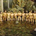 【盗撮】その昔、わが国にも美女応援団が存在ししかも全員全裸での熱烈応援だったらしい件♪
