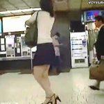 【盗撮動画】盗撮Gメンたちの監視の目をかいくぐって女子たちのパンチラ撮りに命を懸ける無法者♪