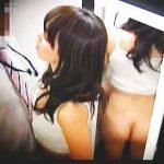 【盗撮】婦人服売り場の男性店員を試着室で逆ナンパしてそのままハメ狂ってる淫乱過ぎる女性客♪