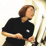 【盗撮動画】お嬢様系のセレクトショップで働く落ち着いた雰囲気の店員さんに逆さ撮りアタック♪