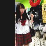 【盗撮】清々しい季節にフレッシュな女子校生たちのパンチラをネチネチ撮ってる粘着撮り師♪