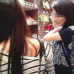 【盗撮】スーパーで食材探してるエッチ好きそうな女子たちのパンチラをオカズにしてるオレ♪