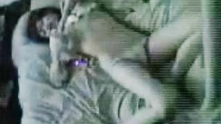 【盗撮動画】徐々に激しく淫らにオナニーしてる女子を天井から狙う元カレが仕込んだ定点カメラ♪