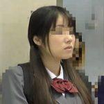 【盗撮動画】痴漢にオモチャでおマ〇コ弄られた女子アナにいそうなハイレベルの女子校生♪