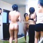 【盗撮動画】全部が見どころ!合宿風呂の脱衣所でハイテンションではしゃぐサークルJDたち♪