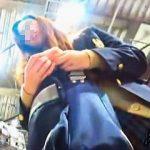 【盗撮動画】スーパールーキーとして風俗店に就職して欲しいエロス満載のパンチラ女子校生♪