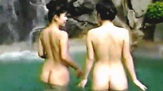 【盗撮動画】昔のテレビは凄かった!深夜番組で当たり前に女の裸が地上波で観られた良き時代♪