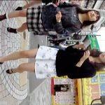 【盗撮動画】パンチラ撮られたガールは一見するとすぐわかる独特のフェロモン発してる件♪