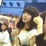 【盗撮動画】世の男子がお嫁さんにしたくなるタイプのお嬢さんがスケベなパンチラ撮られてた♪