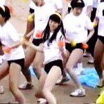 【盗撮動画】ノリノリのブルマダンスで男子たちのオナネタになってたあん時の体育祭JKたち♪